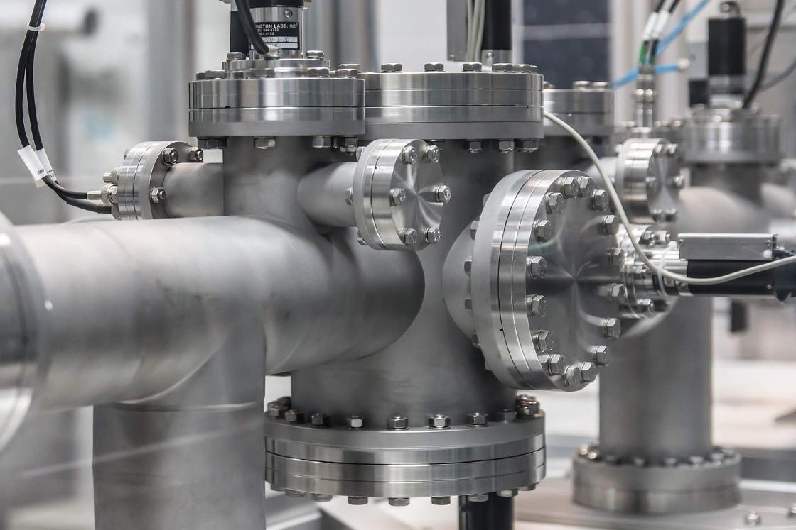 Nagyvákuum szabályozás SMC Fluidcontrol